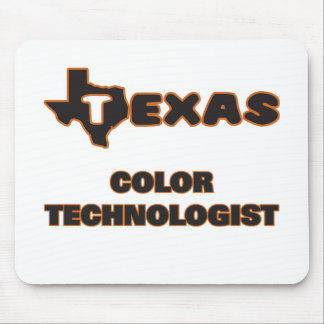 Texas Color Technologist Mouse Pad