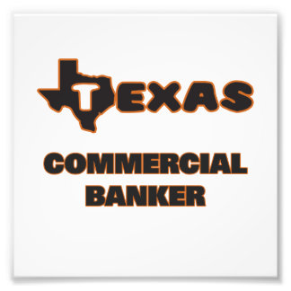 Texas Commercial Banker Photo Print