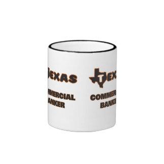 Texas Commercial Banker Ringer Mug