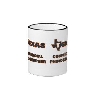 Texas Commercial Photographer Ringer Mug