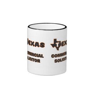 Texas Commercial Solicitor Ringer Mug