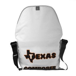 Texas Composer Messenger Bag