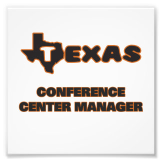 Texas Conference Center Manager Photo Print