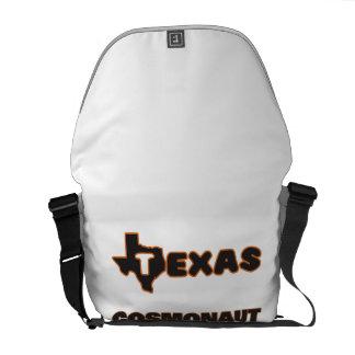 Texas Cosmonaut Courier Bag