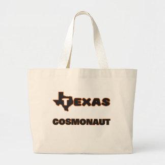 Texas Cosmonaut Jumbo Tote Bag