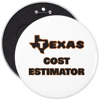 Texas Cost Estimator 6 Cm Round Badge