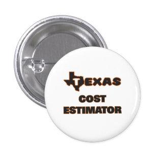 Texas Cost Estimator 3 Cm Round Badge