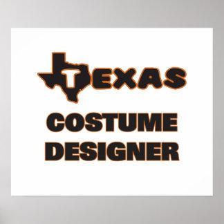 Texas Costume Designer Poster