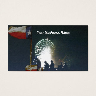 Texas Cowboy Business Cards