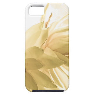 Texas Dawn Water Lilies in Sepia iPhone 5 Covers