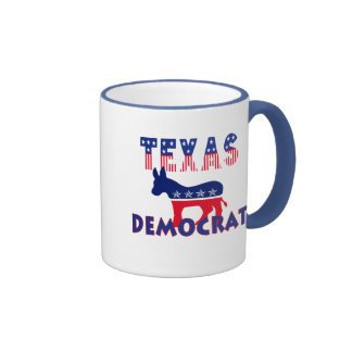 Texas Democrat Coffee Mugs