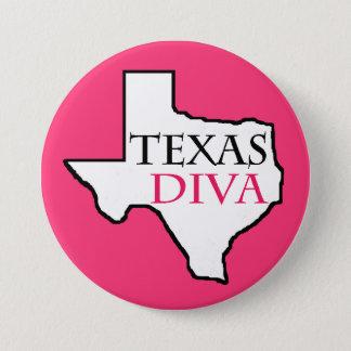 Texas Diva Buttons