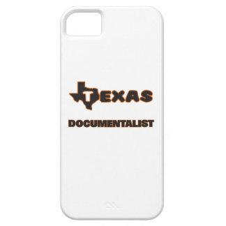 Texas Documentalist iPhone 5 Cover