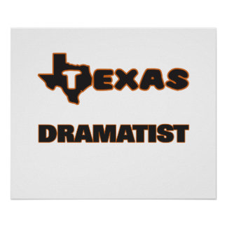 Texas Dramatist Poster