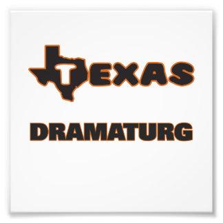 Texas Dramaturg Photo Art