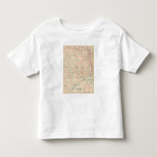 Texas, Eastern Portion Toddler T-Shirt