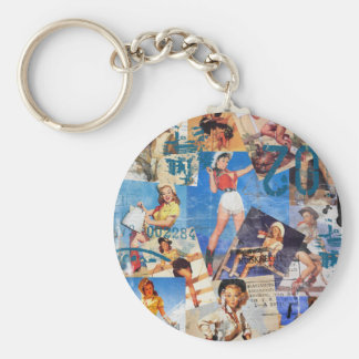 Texas Eclectic : Cowgirl Collection No. 1 Key Ring
