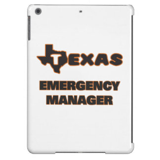 Texas Emergency Manager iPad Air Case