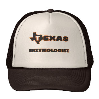 Texas Enzymologist Cap
