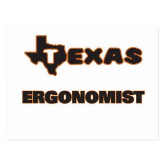 Texas Ergonomist Postcard
