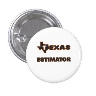 Texas Estimator 3 Cm Round Badge