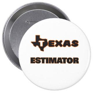 Texas Estimator 10 Cm Round Badge