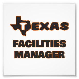 Texas Facilities Manager Photo