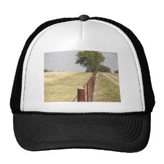 Texas Fence Line Trucker Hat