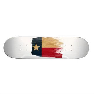 Texas Flag 20.6 Cm Skateboard Deck