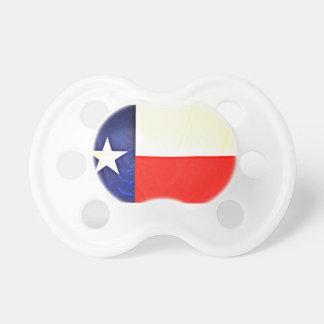 Texas Flag Baby Pacifier