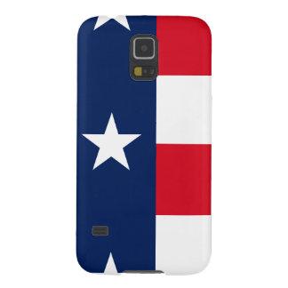 TEXAS FLAG GALAXY S5 CASE