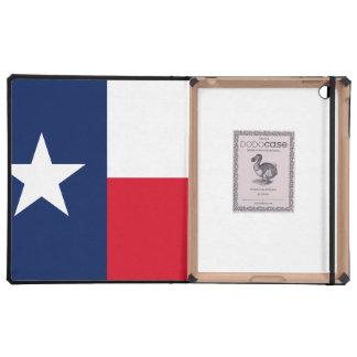 TEXAS FLAG COVERS FOR iPad