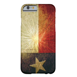 Texas Flag Firework Barely There iPhone 6 Case