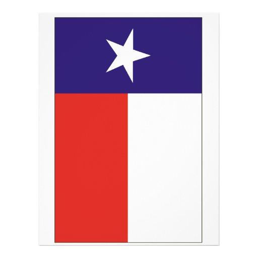 Texas Flag Flyer