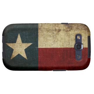 Texas Flag Galaxy SIII Cover