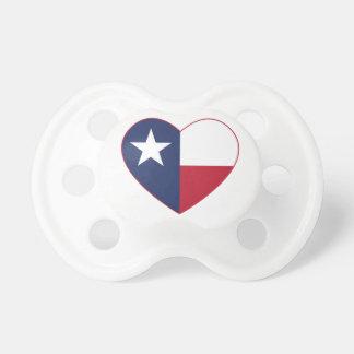 Texas Flag Heart Dummy
