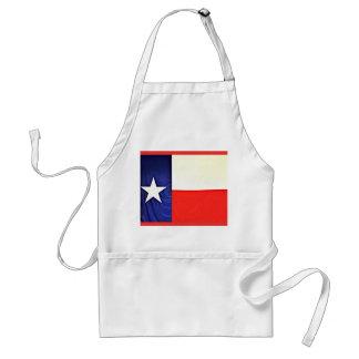 Texas Flag Kitchen Apron