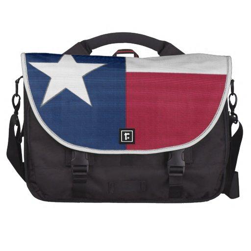Texas Flag Computer Bag