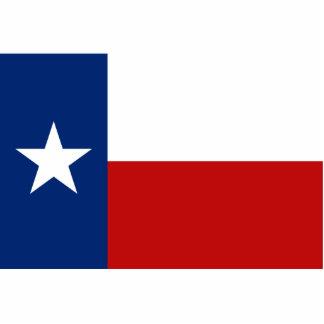 Texas Flag Magnet Cut Out