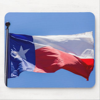 Texas Flag Mouse Mat
