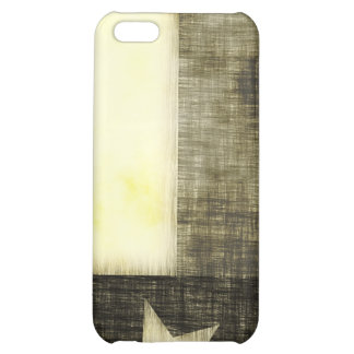 TEXAS FLAG OLD DRAWING CASE FOR iPhone 5C