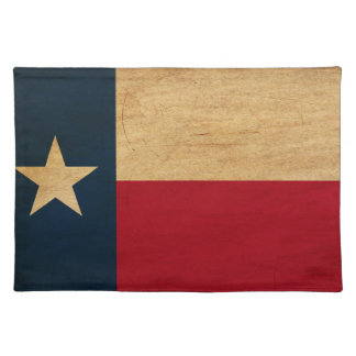 Texas Flag Placemat