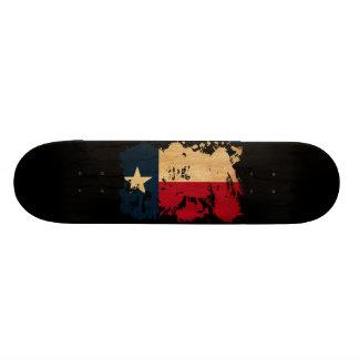 Texas Flag Skate Deck