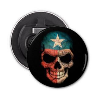 Texas Flag Skull Bottle Opener