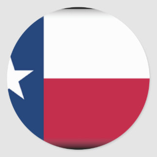 Texas Flag Stickers