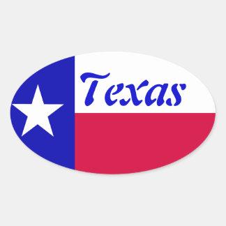 Texas Flag Sticker