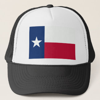 Texas Flag Trucker Hat