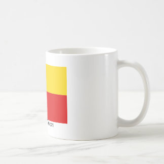 Texas Flag with German Flag Colors Mug
