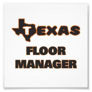 Texas Floor Manager Photograph