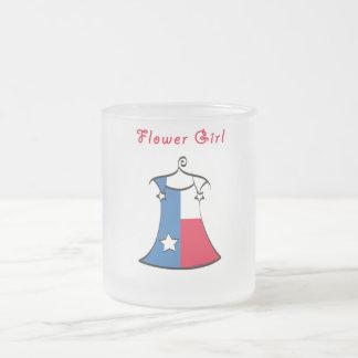 Texas Flower Girl Mugs